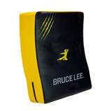 Afbeelding vanBruce Lee stoot en trapkussen Signature 62 cm zwart/geel