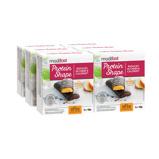Afbeelding van6x Modifast Snack & Meal Reep Pure Chocolade Sinaas 6 x 31 gr