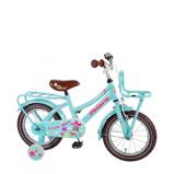 Afbeelding vanVolare Lovely Stars Kinderfiets Meisjes 14 inch Mint Blauw