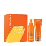 Afbeelding vanLancaster geschenkset Sun Beauty Care Oil Free Milky spray SPF30 150ml + Golden Tan Maximizer After Lotion 125ML