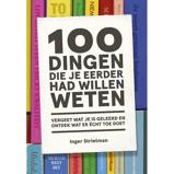 Afbeelding van100 dingen die je eerder had willen weten Inger Strietman