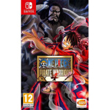 Afbeelding vanOne piece Pirate warriors 4 (Nintendo Switch)