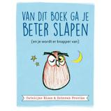 Afbeelding vanKosmos Van Dit Boek Ga Je Beter Slapen (Boek)
