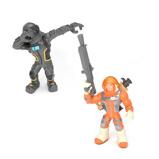 Afbeelding vanFortnite Mini Figure Mission Specialist & Dark Voyager Duo Pack