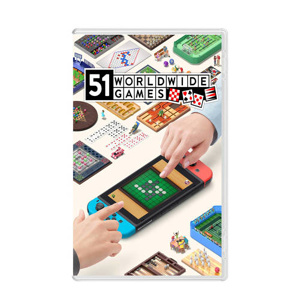 Afbeelding van 51 Worldwide Games (Nintendo Switch)