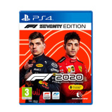 Afbeelding vanF1 2020 Seventy Edition PS4 game
