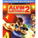 Afbeelding vanAlvin and The Chipmunks 2 squeakquel (Blu ray)