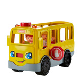 Afbeelding vanFisher Price Little People Zit Naast Mij Schoolbus Speelfigurenset