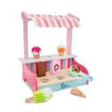 Afbeelding vanNew Classic Toys Speelgoedwinkeltje IJskraam 11 delig