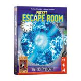Afbeelding vanMagniflex 999 Games Pocket Escape Room De Tijd Vliegt
