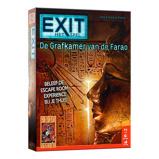 Afbeelding van999 Games EXIT de grafkamer van Farao denkspel
