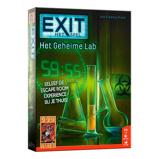 Afbeelding van999 Games EXIT het geheime lab denkspel