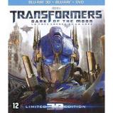 Afbeelding vanTransformers Dark of the moon (3D) (Blu ray)
