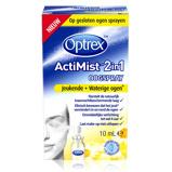 Afbeelding vanOptrex ActiMist 2 in 1 Oogspray Jeukende en Waterige Ogen 10 ml