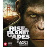 Afbeelding vanRise of the planet apes (Blu ray)