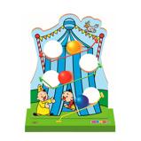 Afbeelding vanMerkloos Bumba Circus Ballenbaan met 3 ballen