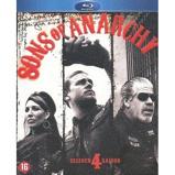 Afbeelding vanSons of anarchy Seizoen 4 (Blu ray)