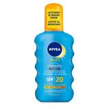 Afbeelding vanNIVEA SUN Protect & Bronze zonnebrand spray SPF20 200 ml