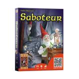 Afbeelding van999 Games Saboteur kaartspel