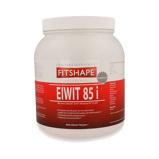 Afbeelding vanFitshape Eiwit 85% eiwitshake Banaan 750 gram voedingssupplement