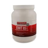 Afbeelding vanFitshape Eiwit 85% eiwitshake Vanille 400 gram voedingssupplement