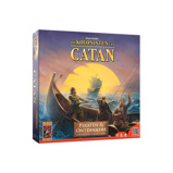 Afbeelding van999 Games spel Catan: Piraten en Ontdekkers