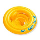 Afbeelding vanIntex baby zwemzitje geel 70 cm