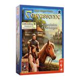 Afbeelding van999 Games Carcassonne: kathedralen & herbergen Uitbreidingsspel