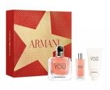 ObrázekArmani Emporio Armani In Love With You EDP 100 ml + EDP 15 ml + krém na ruce 50 ml