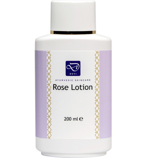 Afbeelding van Holisan Rose Lotion Devi (200ml)