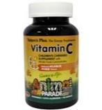 Afbeelding vanNatures Plus Animal parade vitamine C (90 tabletten)