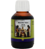 Afbeelding vanHolisan Brahmi taila (100 ml)