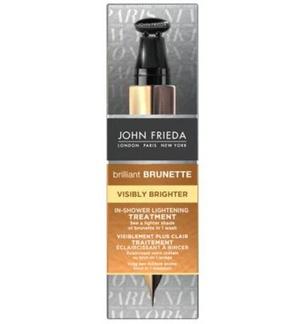 Afbeelding van John Frieda Brilliant Brunette Visibly Brighter In Shower Treatment 34 ml