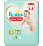 Afbeelding vanPampers Premium Protection Pants Maat 4 (19st)
