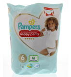 Afbeelding vanPampers Premium Protection Pants Maat 6, 16 stuks