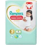 Afbeelding vanPampers Nappy Pants Maat 5 Premium Protection Active Fit 17 Stuks