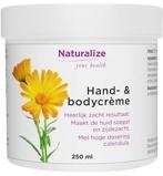 Afbeelding vanNaturalize Hand En Bodycreme (250ml)