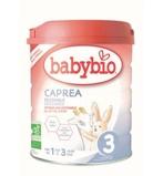 Afbeelding vanBabybio caprea 3 Geitenmelk 1 Jaar, 900 gram