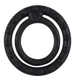 Afbeelding vanPenis en testikel ring Siliconen Cockringen