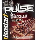 Afbeelding vanIsostar Sportreep Pulse Chocolade 138 gr
