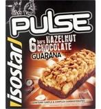 Afbeelding vanIsostar Sportreep Pulse Hazelnoot 138 gr