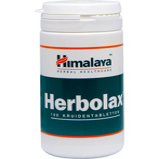Afbeelding vanHimalaya Herbolax (100 tabletten)