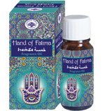 Afbeelding vanGreen Tree Geurolie Hand Of Fatima (10ml)