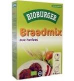 Afbeelding vanJoannusmolen Bioburger Braadmix Met Kruiden 200GR