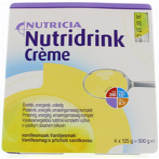 Afbeelding vanNutridrink Creme Vanille 125 gram, 4x125 gram