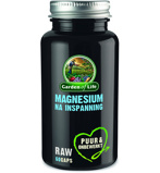 Afbeelding vanGarden of Life Raw Magnesium Na Inspanning Capsules 60st