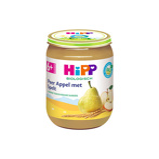 Afbeelding vanHipp Fruithapje 6 mnd Peer Appel Spelt 190 gr