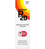 Afbeelding vanP20 Once A Day Factor 50 Spray (100ml)