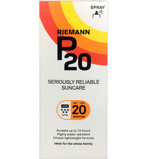 Afbeelding vanP20 Once A Day Factor 20 Spray (200ml)