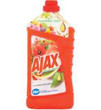 Afbeelding vanAjax Allesreiniger Fete de Fleur Rode bloemen 1000 ml